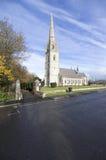 Мраморная церковь, Bodelwyddan, Уэльс Стоковые Фотографии RF