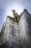 Мраморная церковь, Bodelwyddan, Уэльс Стоковое Фото