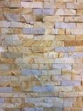 Мраморное изображение стены кирпичей стоковые фотографии rf