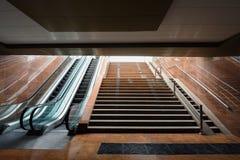 Мраморное метро ноги Стоковое Изображение