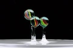 мраморные воды стоковое изображение