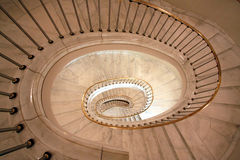 мраморные лестницы Стоковые Фото