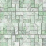 мраморные плитки pavers Стоковое Фото
