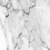 Мраморный абстрактный естественный мраморный черно-белый серый цвет для дизайна Стоковая Фотография RF