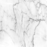 Мраморный абстрактный естественный мраморный черно-белый серый цвет для дизайна Стоковая Фотография