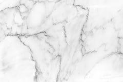 Мраморный абстрактный естественный мраморный черно-белый серый цвет для дизайна Стоковое Фото