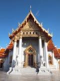 Мраморный висок, Бангкок Таиланд стоковые изображения