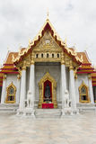 Мраморный висок буддизма Стоковые Изображения