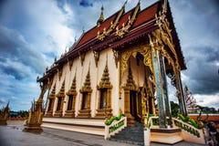 мраморный висок Таиланд Стоковая Фотография