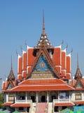 Мраморный висок Wat Asokaram стоковая фотография rf
