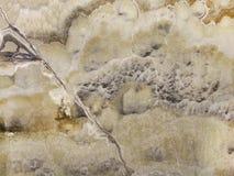 Мраморный камень сляба оникса Стоковая Фотография