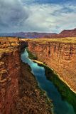 Мраморный каньон в Coconino County, Аризоне стоковые фото