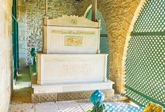 Мраморный мавзолей Стоковое Изображение RF