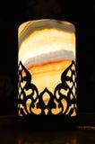 Мраморный свет Стоковая Фотография
