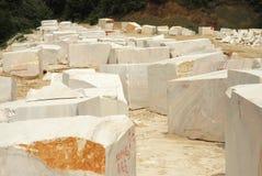 мрамор блоков Стоковое Изображение RF