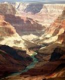 мрамор каньона Стоковое Изображение