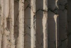 мрамор колонки Стоковая Фотография RF