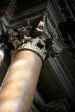 мрамор колонки Стоковое фото RF