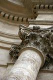 мрамор колонки Стоковые Изображения RF