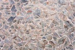Мрамор на бетонной стене Стоковые Фото