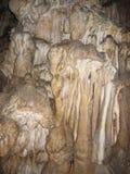 Мрамор пещеры Крыма Стоковые Изображения RF