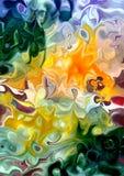 мрамор покрашенный предпосылкой Стоковое Фото