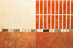 мрамор пробует плитки стоковые изображения