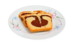 мрамор торта Стоковые Изображения