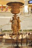 мрамор фонтана Стоковое Фото