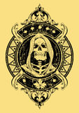 Мрачный жнец Стоковые Изображения RF
