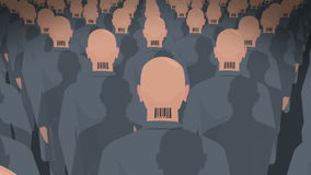 Мрачный март клонов акции видеоматериалы