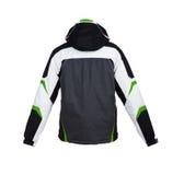 Мужская изолированная куртка зимы Стоковые Изображения RF
