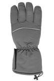 Мужская теплая перчатка стоковое изображение rf