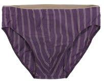 Мужские брюки изолированные на белизне стоковая фотография rf