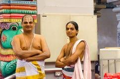 Мужские священники Стоковая Фотография