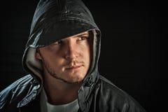 Мужской портрет Стоковые Фотографии RF