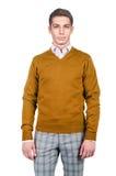 Мужской свитер Стоковые Изображения