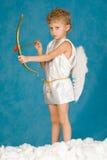 мужчина ангела Стоковое Изображение RF