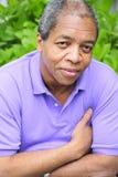 мужчина афроамериканца Стоковое Изображение RF