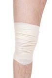 мужчина колена Стоковые Фотографии RF
