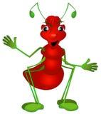 мужчина муравея шуточный Стоковая Фотография RF