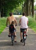 мужчина пар ребенка Стоковое Фото