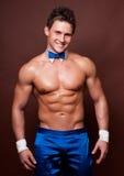 мужчина танцора Стоковые Фотографии RF