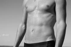 мужчина тела Стоковое Фото