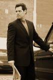 мужчина урбанский Стоковое фото RF