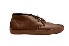 Мужчина footwear-10 Стоковое Изображение