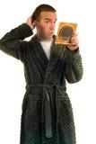 мужчина metrosexual стоковое изображение