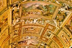 Музеи Ватикана Стоковое Фото