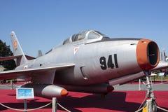 Музей авиации в Стамбуле Стоковые Фотографии RF