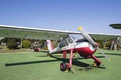 Музей авиации в Стамбуле Стоковое Изображение